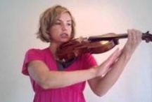 Videos / These online lesson video are short but teach important skills when playing the violin.