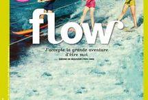Flow | Nos numéros / On vous présente les couvertures et le sommaire