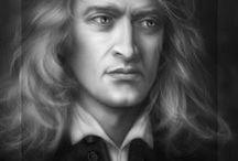 Isaac Newton / 1642 - 1727