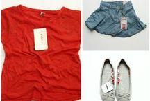 Summer Outfits Fete / Cumpara articole de imbracaminte si incaltaminte pentru fete de vara la preturi cool de 50, 40 si 30 Lei! Pe 543 poti alege din colectia pentru fete, o gama larga de rochii de fete, fuste, blugi si pantaloni, tricouri, maieuri, camasi sau incaltaminte de la Zara, Bershka, Gap si alte branduri hot.