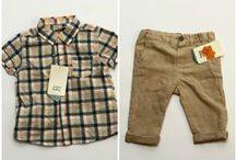 Summer Outfits Baieti / Pe 543 poti alege din colectia pentru copii, o gama larga de articole de imbracaminte pentru baieti de vara: tricouri, camasi, blugi si pantaloni, de la Zara, Bershka, Gap si alte branduri hot. Iti oferim si incaltaminte pentru baieti la preturi accesibile de 50, 40 si 30 Lei.