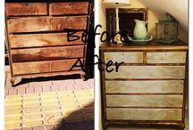 Before and After Furniture / Before & After Furniture