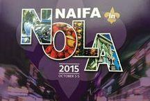 2015 NAIFA National Annual Conference / October 3-5, 2015 New Orleans, LA