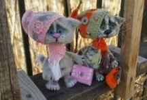 Куклы и игрушки/dolls/handmade / Мои работы: Текстильные и вязанные куклы, игрушки, ручная работа, handmade