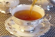 teatime / ...always time for a nice cup of tea and a good film or a book ...