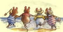 Bramly hedge and other friends
