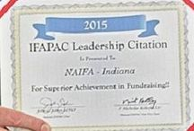 2016 IFAPAC Awards - Indiana / Presented at the 2016 Congressional Congress in Washington, D.C. on May 24, 2016.