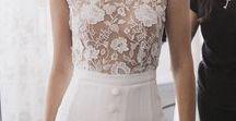 Fashion Week Bridal - Fall/Autumn 2017 / Laat je in dit board inspireren met de nieuwste trends voor de bruid in fall/autumn van 2017.