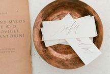 MOODBOARD // Aarde tinten // Wedding Earth Tones / In dit board een verzameling van wedding sfeerbeelden met diverse earth tones.