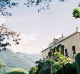 MOODBOARD // Italiaanse bruiloft // Italian Adventure / Italië is een populair land voor weddings. Niet zo raar ook met die mooie landschappen, kasteeltjes en wijngaarden. Laat je in dit board inspireren met mooie italiaanse sferen voor je wedding.