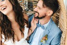 Het Nieuwe Trouwen // Weddingbook / Het trouwboek dat jullie samen op weg helpt naar de perfecte bruiloft. Met praktische adviezen, goede tips en mooie sfeerfoto's.