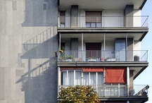 Vico Magistretti: architectures in Milan