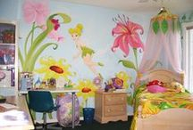 Beautiful Kids' Rooms / All different styles of beautiful kids' rooms! / by MoonDreams Music Recording Group, LLC