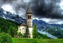 Eglises , chapelles et cathédrales...