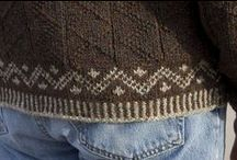 Sweaters I want to Knit