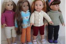 Panenky a hračky