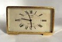 ~ Russian Soviet Union watches and clocks ~
