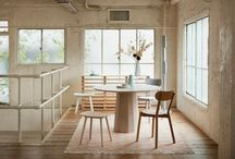 "Spaces & Decoration / ""Interior design is making the best possible use of the available space."""