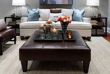 ottomans & armchairs