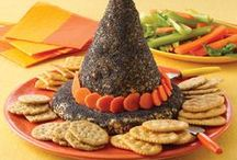 Halloween / Here are some delicious fall dishes we love to enjoy around Halloween!
