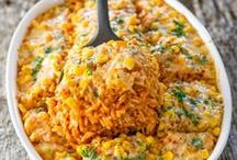 Casseroles / Casseroles are easy to serve and yummy to eat!  Check out these fabulous casserole recipes.