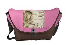 MoonDreams Messenger Bags / Variety of Messenger Bags Featuring MoonDreams Music Designs and Logos / by MoonDreams Music Recording Group, LLC