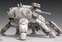 Mech/Robots