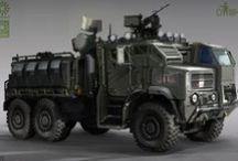 Vehicles/Tanks