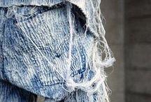 DENIM / art of denim indigo jeans