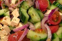 GRIEKS / Griekse hapjes en drankjes voor een complete maaltijd