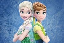 Frozen / Elsa en Anna