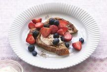 Breakfast / can be the best meal of the day with these delicious recipes..