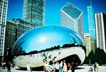The Windy City / Chicago! / by Paula R Bailey