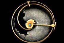 Jewellery - brooches / broszki, brooches and pins