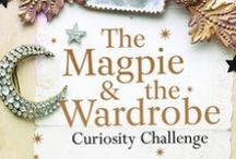 The Magpie and the Wardrobe / Enter the spellbinding world of The Magpie & the Wardrobe. This truly unique book is a treasury of marvels and oddities, a lovingly curated compendium of time-honoured traditions and peculiar customs that have bewitched us for generations. Find out more at http://magpiewardrobe.tumblr.com