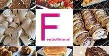 Feestbuffetten.nl / Wat je zoal bij www.Feestbuffetten.nl kunt bestellen
