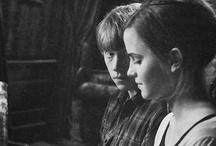 Harry Potter / We are only as strong as we are united, as weak as we are divided.