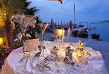 Dream Italian Weddings / Dream Italian Weddings with a timeless style.  From an elegant hotel wedding, to a cosy wedding in a restaurant or a bohemian wedding on a beach, Italy can offer it all.