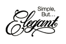 Carlson Craft Simple but Elegant Wedding Invitations / Simple but Elegant Wedding Invitations 35% off retail! / www.invitationdiscounters.com