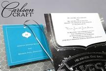 Carlson Craft 20thirteen wedding invitations / Carlson Craft 20Thirteen Wedding Invitations 35% off retail! / www.invitationdiscounters.com