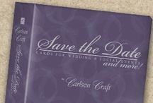 Carlson Craft Save the Date and More! Invitations / Save the Date and More! 35% off  / www.invitationdiscounters.com