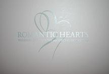 Birchcraft Romantic Hearts Invitations / Birchcraft Romantic Hearts Wedding Invitations 42% off retail! / www.invitationdiscounters.com