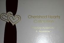 Birchcraft Cherished Hearts Collection Invitations / Birchcraft Cherished Hearts Wedding Invitations 42% off retail! / www.invitationdiscounters.com