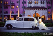 Legendary Boca Weddings / At Boca Raton Resort & Club discover romantic wedding locations to suit every mood and theme. From historic ballrooms to our beautiful outdoor settings, the resort provides a unique backdrop for your special celebration. www.bocaresort.com/weddings