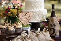 Burlap Wedding Invitations / This is such a cool trend - we will be adding more as they come from our manufacturers...Check back! We are 25% off favors and 35% off wedding invitations!! / www.invitationdiscounters.com