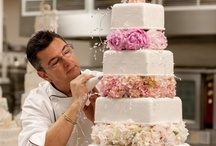 Cakes & Decadent Desserts / Whether elegant or whimsical, sleek or simple, your wedding cake reflects the style and theme of your celebration at the Boca Raton Resort.  www.bocaresort.com/weddings
