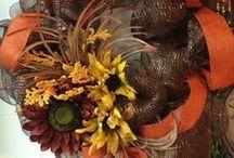 Tangled Wreaths™ / Custom, Hand Made Wreaths by Tangled Wreaths™ ~ Home Decor  https://www.facebook.com/TangledWreaths