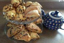 Tea-Party-Scones / Find delicious recipes for tea party scones.