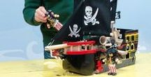 Pirate Themed Resources / Educational and fun resources covering EYFS Pirate Theme/Topic