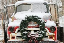 Christmas Album / Yule themed pics and art, feel-good, nostalgic images / by Robin Macar